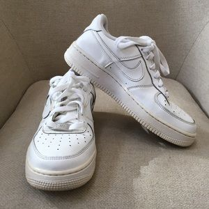 Nike Air Force 1 One Classic White 5.5Y
